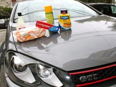 Learn All About Vehicle Repair In This Article. Are you worried about making decisions involving your auto repair and maintenance? Have you wanted to make sure you can fix a vehicle yourself if a problem Car Cleaning Hacks, Car Hacks, Diy Cleaning Products, How To Clean Headlights, Car Headlights, Cloudy Headlights, Dental, Car Fix, Car Polish