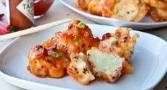 Conopida pane in stil asiatic - de pos Recipe Images, Baked Potato, Cauliflower, Shrimp, Food And Drink, Favorite Recipes, Healthy Recipes, Vegetables
