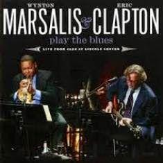 """VAI UM SOM AÍ?: Wynton Marsalis & Eric Clapton - """"Play The Blues"""" ..."""