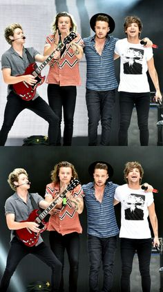 One Direction at Capital FM's Summertime Ball 6/6/15