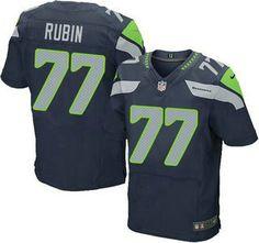 Nike Seattle Seahawks #34 Thomas Rawls Black Men's Stitched NFL Elite Pro Line Gold Collection Jersey