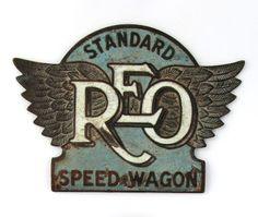 Vintage Car badges
