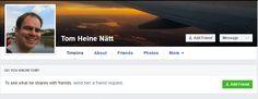 En ganske vanlig svindelteknikk på Facebook er å kopiere en eksisterende Facebook-profil til en intetanende person. Det lages da en tro kopi med samme navn, samme personlige info og samme profilbilde.    Etter at den nye kopien er laget vil bakmennene begynne å sende venneforespørsler til den or