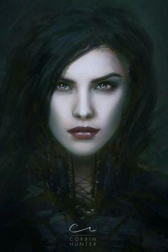 Ezabella Rosenoire, Maîtresse de la Secte du Soleil Noir