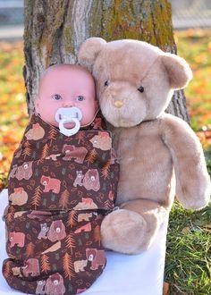 Handmade baby sleep sack swaddler baby by babykarnelyendesigns