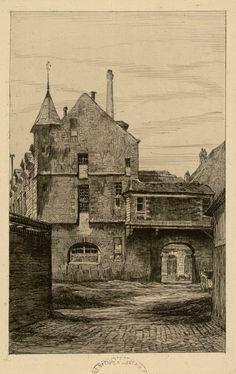 Old Paris, Paris Map, Vintage Paris, Paris France, Vintage Pictures, Old Pictures, St Louis, Les Gobelins, Old Photography
