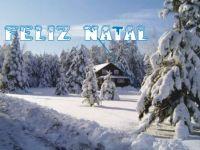 Feliz Natal (White)