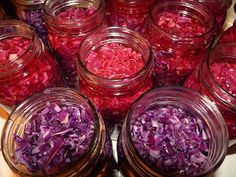 Granny Sue's News and Reviews: Pickled Red Cabbage Recipe