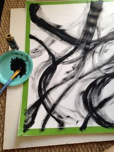 Quick Tip For Creating More Polished Abstract Art - Emily A. Clark