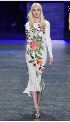 Naheem Khan 2017 Spring, Vogue