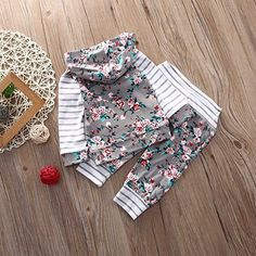 Amazon.com: Baby Girl 2pcs Set Outfit Flower Print Hoodies with Pocket Top+Striped Long Pants: Clothing  https://www.amazon.com/gp/product/B01M7YSZO7/ref=as_li_qf_sp_asin_il_tl?ie=UTF8&tag=rockaclothsto_toys-20&camp=1789&creative=9325&linkCode=as2&creativeASIN=B01M7YSZO7&linkId=1fc38c835ae332bc5a032938516b654f