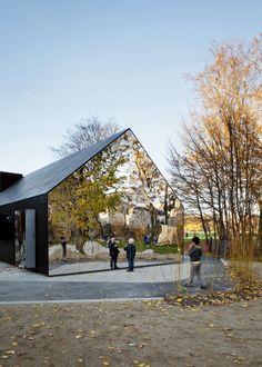 Mirror House Copenhagen, Denmark  //  MLRP