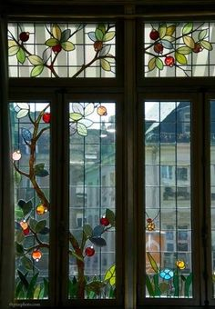 Stained Glass, Obsession