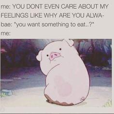 Funny Memes For Boyfriend Jokes Humor Ideas 9gag Funny, Funny Relatable Memes, Funny Quotes, Memes Humor, New Memes, Funny Humor, Humor Quotes, Food Quotes, Humor Videos