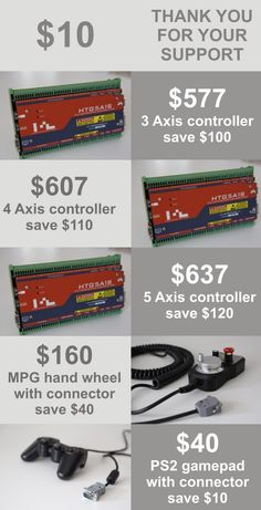 MASSO, The All-In-One CNC Controller by Hind Technology — Kickstarter Cnc Controller, All In One, Technology, Tech, Tecnologia