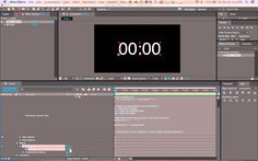 Keyframe Controlled Countdown Timer | After Effects