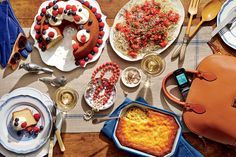 These classic spring recipes are best served with a side of spring showers and fresh blooms. We're talking fruit desserts, cold salads, and fresh veggie sides. Perfect Pound Cake Recipe, Pound Cake Recipes, Pound Cakes, Fresh Corn Recipes, Corn Pudding Recipes, Vegetable Recipes, Southern Dishes, Southern Recipes, Southern Food