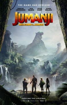 You are watching the movie Jumanji: Welcome to the Jungle on Putlocker HD. The tables are turned as four teenagers are sucked into Jumanji's world - pitted against rhinos, black mambas and an endless variety of jungle traps and puzzles Hd Movies, Movies To Watch, Movies And Tv Shows, Movies Free, Action Movie Poster, Movie Posters, Jumanji Movie, Aladdin Movie, Hindi Movies Online