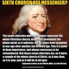 William Marrion Branham vs Sixth Church Age Messenger