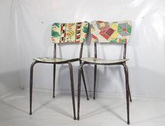 13 sedie in formica anni 60 s stock of chairs mid-century vintage ... - Sedie Vintage Anni 60