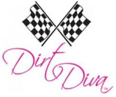 This girl loves dirt track racing!