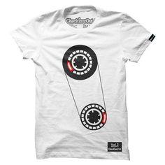 cassette T-shirt. #tshirt #cassette http://www.pinterest.com/TheHitman14/the-t-shirt-%2B/