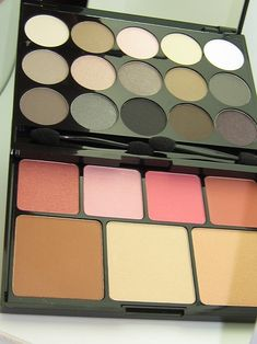 NYX naked palette. Is it sad that I have UD's Naked palette and I still NEED this one too...