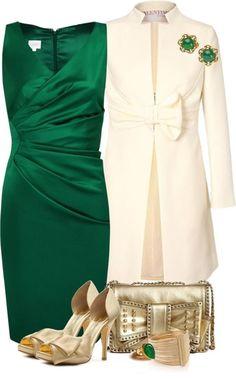 Ideas de outfits - vestidos para una ocasión especial...