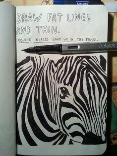Wreck This Journal - Teken dikke en dunne lijnen