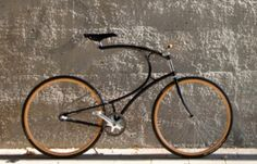 A Dutch beauty, complete with wooden wheel frame.