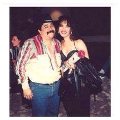 A rare one of Selena Quintanilla
