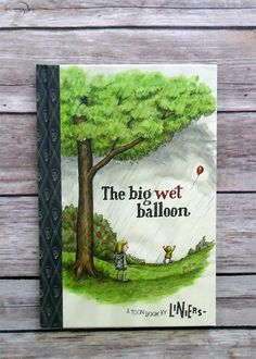 Book of the Week: The Big Wet Balloon
