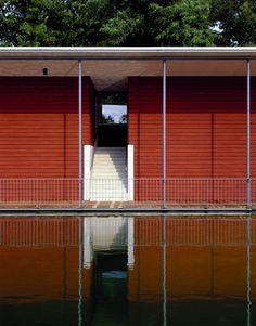 Bilder Naturbad Großenhain | Heidenreich & Springer Architekten