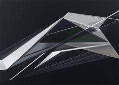 Tanja Rochelmeyer : Geometric Paintings