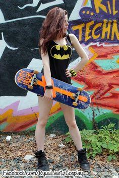 Ryuu Lavitz skateboard