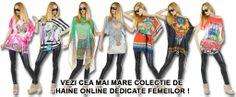 Vezi cea mai mare colectie de bluze dama http://www.modaacum.ro/haine/bluze-dama