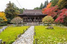 Japaninfo at 勝林院.