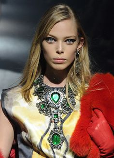 MAJOR STATEMENT NECKLACE BY LANVIN