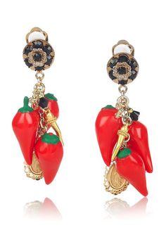 Dolce & Gabbana (um 220 Euro, über net-a-porter.com)