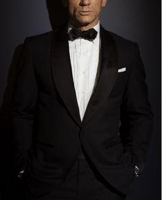 James Bond in Tom Ford