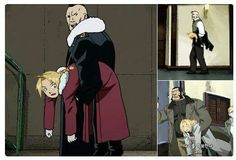 Read FMA 65 from the story Momos y Wallpapers de Fullmetal Alchemist by with reads. Fullmetal Alchemist Brotherhood, Fullmetal Alchemist Edward, Me Anime, Manga Anime, Blue Exorcist, Inu Yasha, Alphonse Elric, Memes, Roy Mustang
