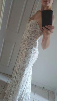 1861 wedding dress