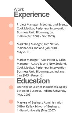 Resume Template For Sales 1 2