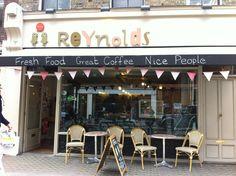 reynolds cafe - Google Search
