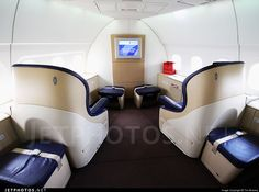 Malaysia Airlines Boeing 747 first class