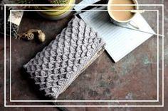 Sy lynlås i en taske eller pung, Guide til isyning af lynlås og foer Fused Plastic, Pose, Scrunchies, Will Turner, Quilts, Knitting, Blog, Diy, Plaid