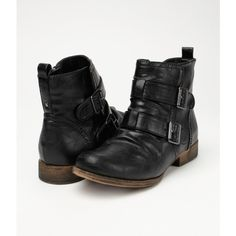Roxy Westbourne Boots ($79) ❤ liked on Polyvore