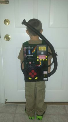 ghostbusters proton pack diy halloween ghostbusters. Black Bedroom Furniture Sets. Home Design Ideas