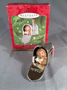 Hallmark Keepsake Ornament 2000- Friendly Greetings | Collectibles, Decorative Collectibles, Decorative Collectible Brands | eBay!