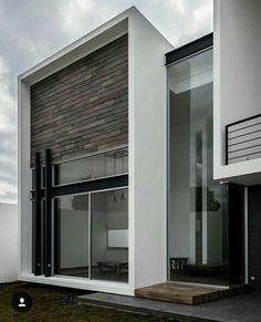 Facade Design, Exterior Design, Interior Architecture, Architecture  Details, House Design, Modern Exterior, Architecture Plan, Contemporary  Architecture, ...